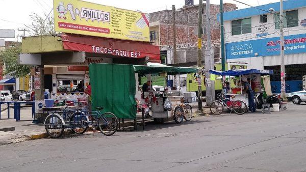 Recomiendan evitar consumo de alimentos en la calle en temporal de calor