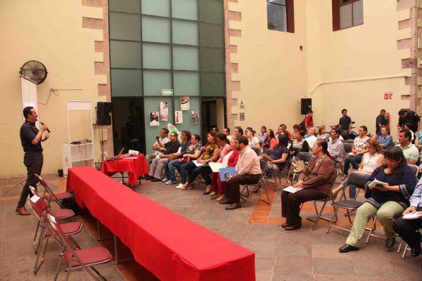 INEGI ofrece capacitación a funcionarios y empleados municipales