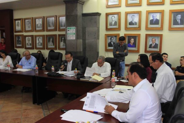 Cabildo autoriza procedimientos del Código de Desarrollo Urbano del Estado