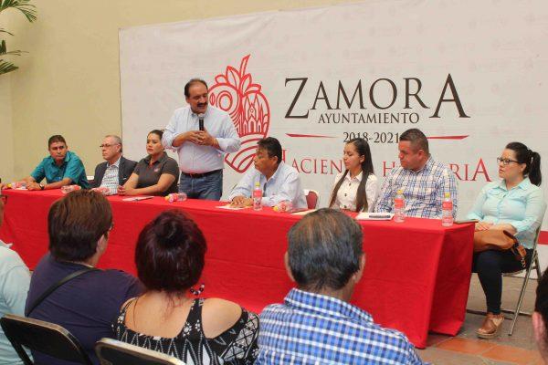 Gobierno Municipal da seguimiento ha proceso de escrituración