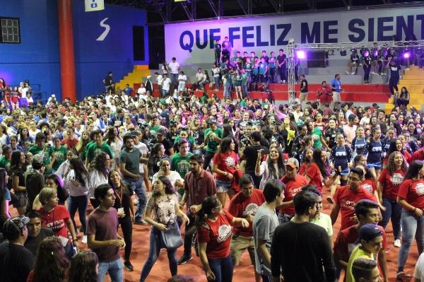 Zamora fue sede de los juegos intersalesianos XLIV