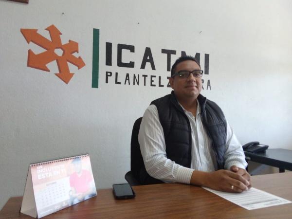 Autoridades del ICATMI gestionaran recursos para continuación de barda frontal