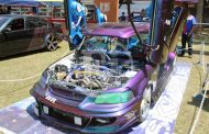 El próximo domingo será el Bikini Car Show 2 en Zamora