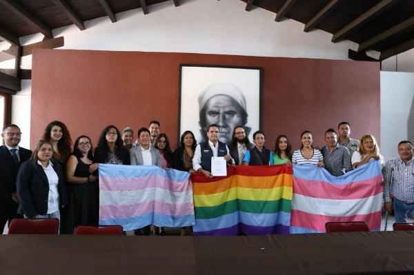 Tiene comunidad LGBTTTIAQ+ pleno reconocimiento del Gobierno del Estado: Silvano Aureoles