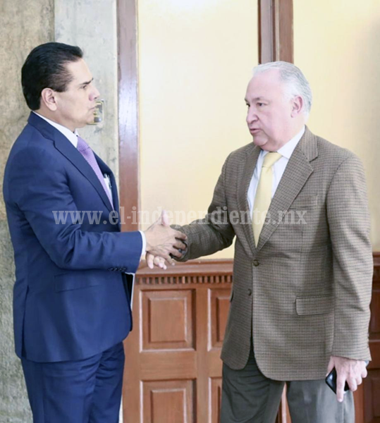 Confía Gobernador en pronta federalización de nómina educativa estatal