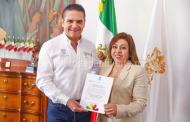 Nombra Gobernador a directora del Icatmi