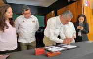 "Testifica Ceconexpo cancelación de timbre conmemorativo de la ""Feria Aeroespacial México 2019"""