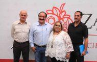 Presenta alcalde Martín Samaguey a nuevos encargados de áreas