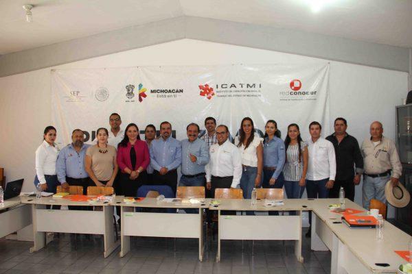 ICATMI realizó renovación del Consejo Consultivo de Vinculación