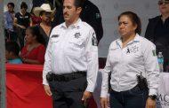 Alcalde toma protesta a César Iván Marín Jaimes como Director de Seguridad Pública Municipal