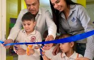 Ponen a funcionar la primera ludoteca en Ecuandureo