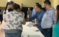 Realizan entrega de apoyos del programa bienestar en Ecuandureo