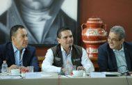 Llama Gobernador a reforzar esquemas de colaboración Gobierno-sociedad