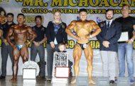 Diego Zúñiga y Leonardo Rodríguez son campeones absolutos en el Mr. Michoacán 2019