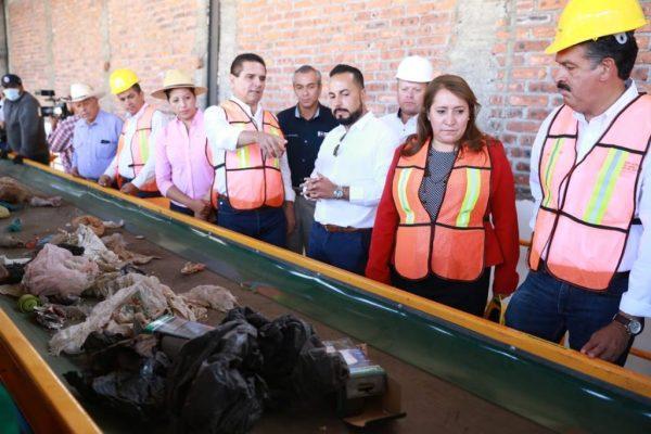 Avanzan en Michoacán acciones por el medio ambiente: Gobernador