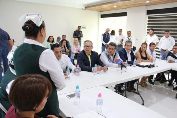 Anuncian inversión de más de 50 mdp  para clínica 4 del IMSS