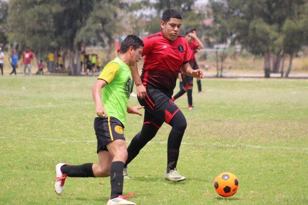 "Escuela de futbol ""Jesús Dueñas"" le propinó media docena de goles a Jaguares"