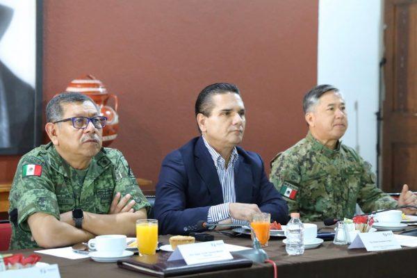 Destaca Michoacán en combate a delitos en región Bajío