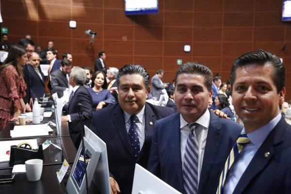 Senado de la República aprueba paridad; lucha histórica del PRD