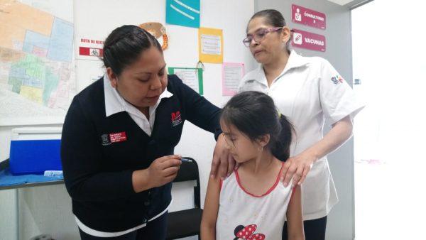 Arrancó Segunda Semana Nacional de Salud