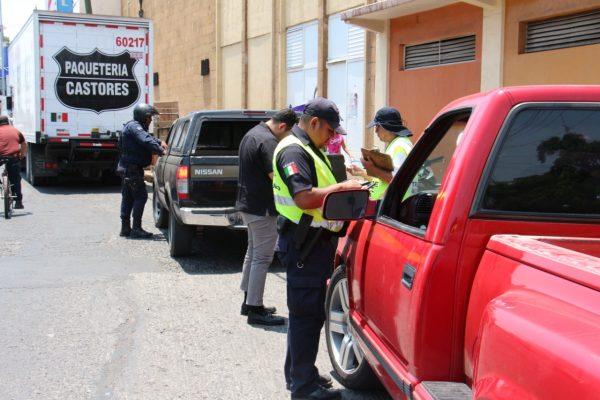Arrancan operativos interinstitucionales de seguridad y tránsito