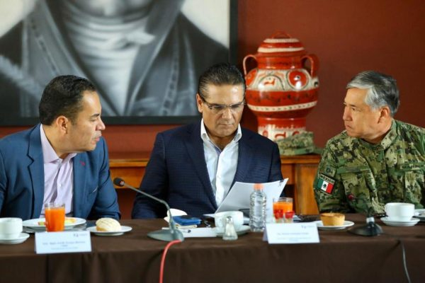Michoacán, lejos de los primeros lugares en delitos del país: Silvano Aureoles