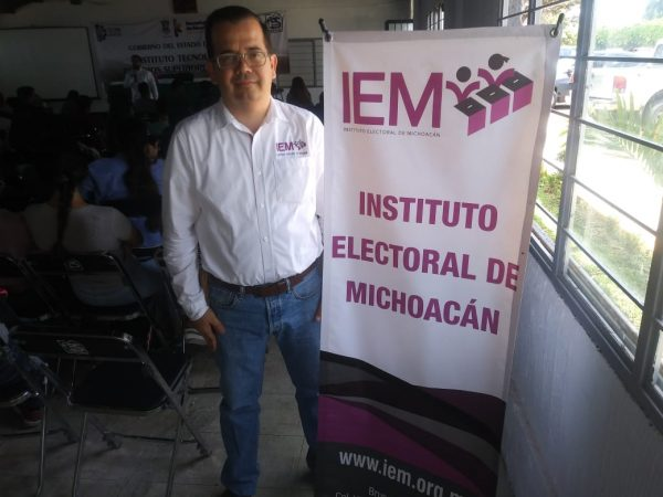 Michoacán, de los pocos estados con múltiples mecanismos legales de participación ciudadana