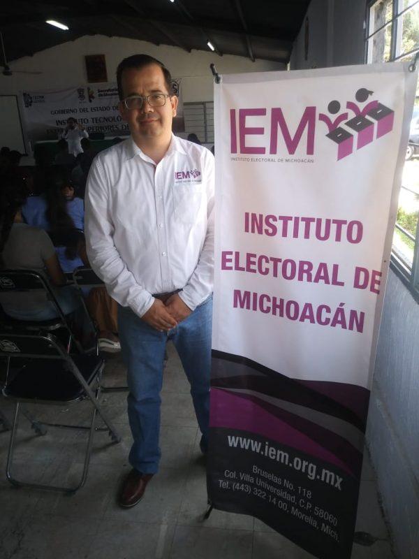IEM llama a ciudadanos a participar en procesos electorales de diferentes formas