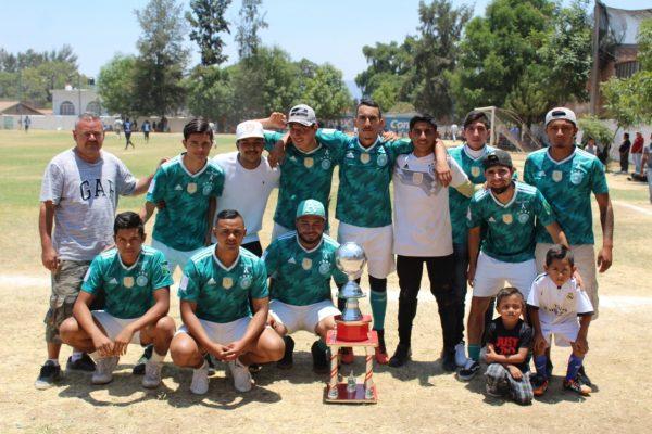 """La Raza """"B"""" es campeón, venció a Real Tarascos"""