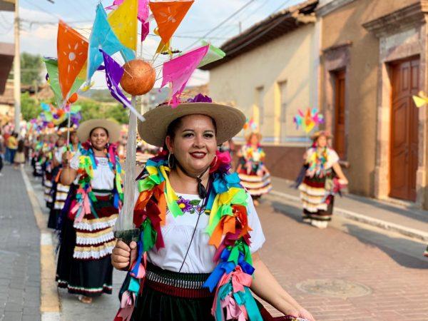 Con tranquilidad y armonía se realizó fiesta patronal del Señor de la Paz en Ecuandureo