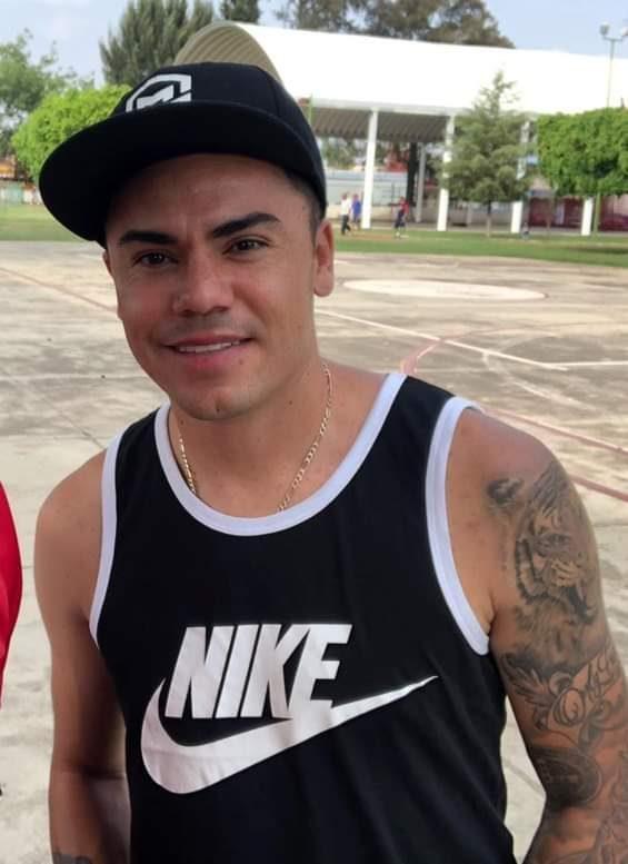 """Emmanuel """"Manny"""" García visitó Zamora"""