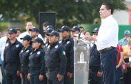 Convoca Gobernador a alcaldes, a sumarse a estrategia de seguridad