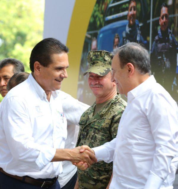 Despliega Michoacán a policías certificados en regiones estratégicas