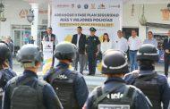 Con policías preparados, michoacanos tienen mayor certeza: Silvano Aureoles