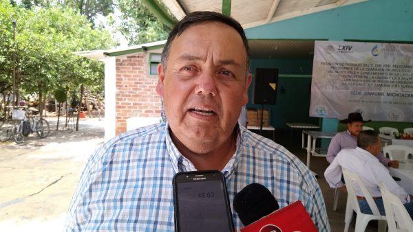 Alistan 1 500 hectáreas de papa para próximo temporal en Meseta Purépecha