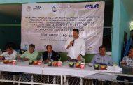Anuncian proyecto de saneamiento para Rio Duero de 100 millones de pesos