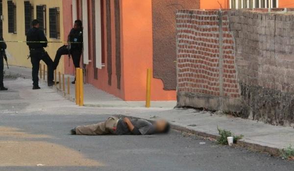 Asesinan a campesino en El Llano de Zamora