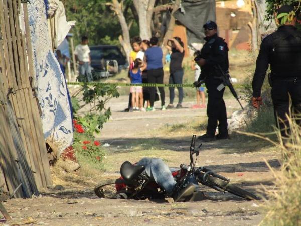 Ciclista es muerto a balazos en Zamora