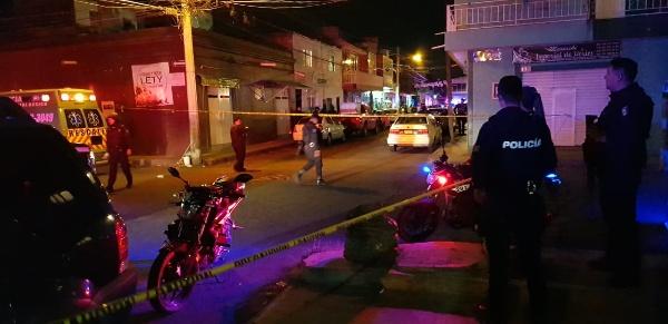 Hombre y mujer son ultimados a tiros en un domicilio del Centro de Zamora