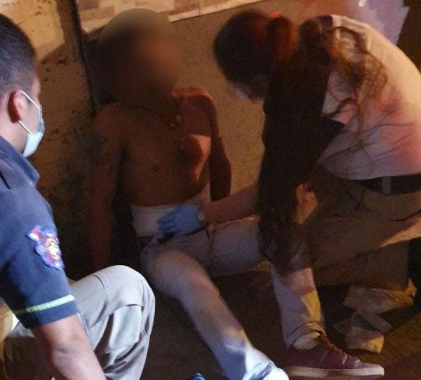 Joven queda herido al ser baleado en la Valencia Segunda Sección