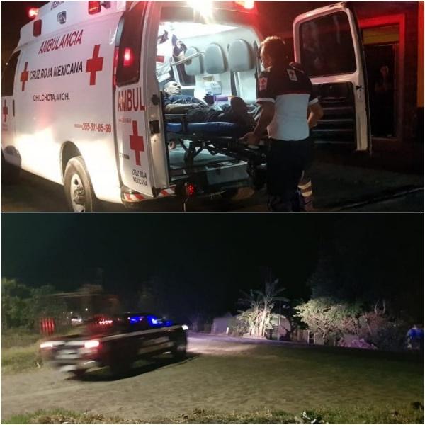 Balaceras en Chilchota dejan tres presuntos gatilleros muertos y dos policías heridos