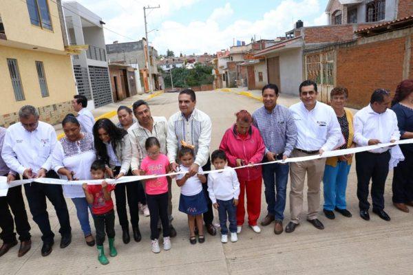 Mejorar condiciones de vida para las y los michoacanos, prioridad: Silvano Aureoles