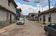 Hombre es asesinado a balazos en la Salinas de Gortari en Jacona