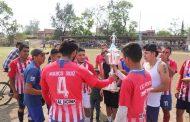 Real Jacona se coronó campeón de Copa en la categoría B
