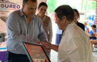 Gobierno de Ecuandureo apoyó a grupo de adultos mayores para efectuar convivencia en Lago de Camécuaro