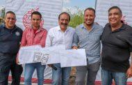 """Inicia la construcción del parque """"Corredor Verde Par Vial Juárez"""""""