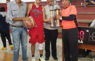 """Raven´s """"A"""" en varonil y Selección Zamora en femenil, fueron campeones de la liga D.I.A. de basquetbol"""