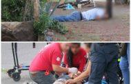 Agresión a tiros en la Valencia Primera Sección deja un muerto y un lesionado
