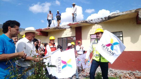 Plan de Desarrollo Municipal de Ixtlán enmarcado en educación, cultura y deporte