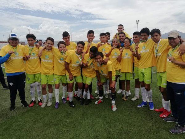 Astros Fuerza Chonguera es campeón del torneo interligas del Bajío